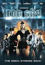 Iron Sky 0741952725299 DVD Region 1
