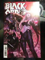 Black Order #1 (2018) Marvel Comics HYUK LEE 1:50 VARIANT NM+ POST INFINITY WAR