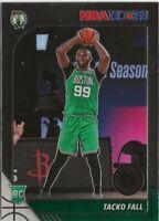 Z5) 2019-20 Panini Hoops Premium Stock Tacko Fall RC Rookie Boston Celtics