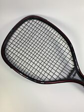 Racquetball Racquet Racket Black Red Vintage 3 7/8 Grip