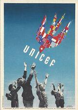 FDC: Nr: 1031: 24.10.1955 10 Jahre Vereinte Nationen UNICEF Schmuck Karte !