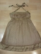 Women's AKIRA Prom Homecoming Bridesmaid Cocktail Halter Party Dress size M NWT!