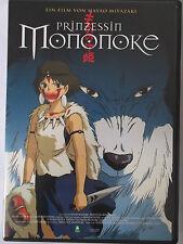 Prinzessin Mononoke - Fantasy Trick aus Japan - Hayao Miyazaki - Wald, Tiere