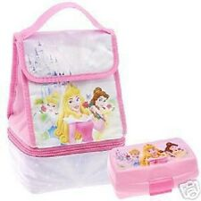 WDW DISNEY PRINCESS LUNCHBOX LUNCH BOX TOTE BRAND NEW