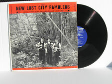 The New Lost City Ramblers Gone to the Country Folkways 2491 Orig. auto by 3