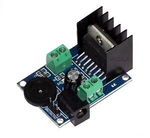 DC 3 to 18V TDA7266 Power Amplifier Module Double Channel 5-15W - UK seller