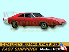 1969 Dodge Charger Daytona 500 Bumble Bee Decals & Stripes Kit