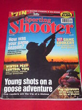 SPORTING SHOOTER - GAME COOKERY - March 2008 #53