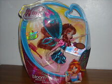 WINX CLUB BLOOM DOLL Believix Collection POSEABLE Removable Wings