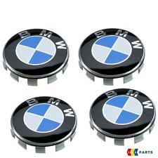 NEW GENUINE BMW F12 F13 F06 F01 E65 E84 E83 F25  ALLOY WHEEL CENTRE CAP SET