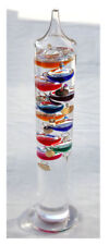 Large 44cm tall Free standing Galileo thermometer in Gift packaging Fast Deliver