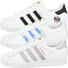 Adidas Superstar cortos señora Originals ocio zapatos zapatillas clásico