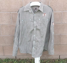 American  Heritage Long Sleeve Shirt Mens  Sz XL
