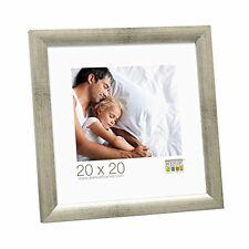 Deknudt Frames S54SD7 40 x 60 cornice grigio argento di legno (q4k)