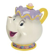 Beauty and the Beast Mrs. Potts Sculpted Ceramic Teapot Pre-Order June 2017
