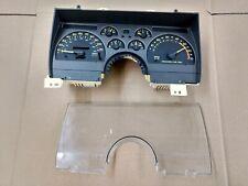 93-96 Chevy Camaro Chrome Gauge Cluster Dash Bezel Trim fits