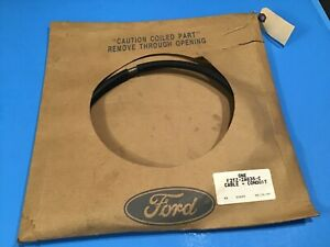FORD OEM 1992 Ranger Parking Brake-Rear Cable F2TZ2A635C