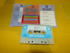 KIM CARNES - K7 audio / Audio tape !!! GOLDEN COLLETION - BETTE DAVIS EYES !!!