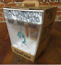 AquaFarm Self-Cleaning Organic Plant Growing Aquaponics Fish Tank / Aquarium Kit