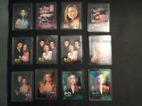 Buffy the Vampire Slayer Promo Trading Cards Lot of 29 Different Inkworks