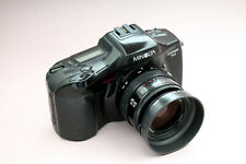 Minolta Dynax 7xi mit Minolta AF Zoom 4/35-70mm  anlog camera housing with lens