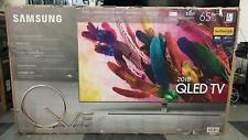 "Samsung 65"" 4K Uhd Smart Qled Hdr Hdtv Qn65Q7Fn Pickup Only- Read Descripion"