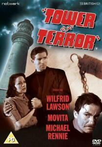 The Tower Of Terror DVD 1941 Wilfrid Lawson, Movita, Michael Rennie Movie B&W