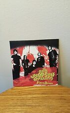 The Red Jumpsuit Apparatus - Face Down (Promo CD Single, 2006, Virgin)