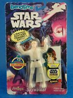 Unopened JusToys STAR WARS BEND-EM'S - LUKE SKYWALKER Bendy Toy 1993 Sealed