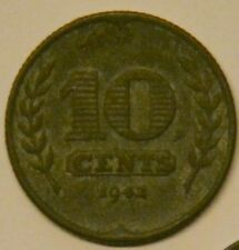 Niederlande 10 Cent 1942