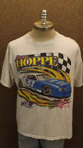 Vtg 1998 Brian Hoppe #51 NASCAR Racing Star Motorsports Chevy T-shirt