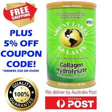 Great Lakes Gelatin Co Collagen Hydrolysate Collagen Joint & Skin Care Beef 454g