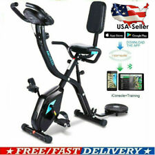 Fitness Exercise Bikes F-Bike and F-Rider,Foldable Indoor Trainer App r 02