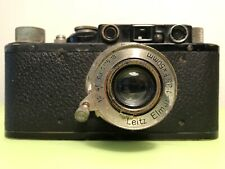 ORIGINAL LEICA II D LAYKAN CAMERA ELMAR MADE IN GERMANY EARLY PRODUCTION 1932