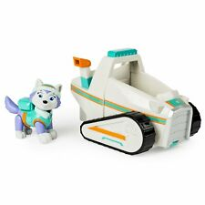 Paw Patrol - Everest's Rescue Snowmobile - Everest Figure and Vehicle Playset
