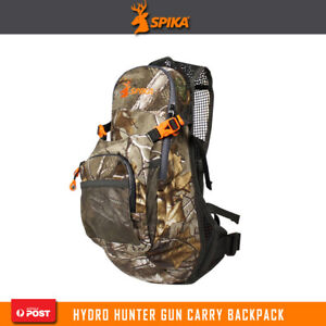 Spika Realtree Camo 8L Hydro Hunter Deer Hunting Sling Backpack Pack W Bladder