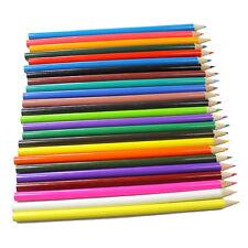 24 couleurs parfait l'art de crayons à dessin d'artiste graffiti à base d'huile