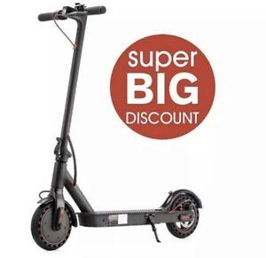 350W Adult Electric Scooter 36V Battery✅ 30km Range ✅Folding W/APP✅Top seller