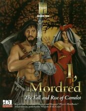 D20 I, Mordred: The Fall and Rise of Camelot APL 0912 Source Book D&D RPG