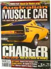 Australian Muscle Car Magazine Issue 58 Valiant Charger RT E38