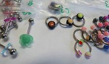 Unbranded Acrylic Body Piercing Jewellery