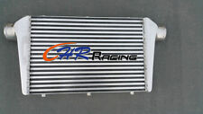 NEW Aluminum Intercooler 450 X 300 X 75mm Front Mount 450*300*75 Bar&Plate