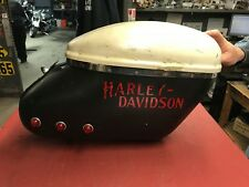 *Harley-Davidson Right Side Saddlebag, Used, K Model, Sportster, Panhead*