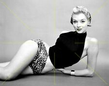 1950-1959 VIKKI DOUGAN b/w classic portrait photo (Celebrities)