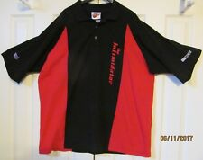 Official NASCAR Winners Circle Dale Earnhardt Intimidator Polo Shirt Embroidered
