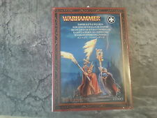 WARHAMMER AGE OF SIGMAR EMPIRE BATTLE WIZARDS - NEW & SEALED