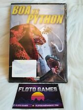 DVD ZONE 2 FR : Boa VS Python - Monstres - Floto Games