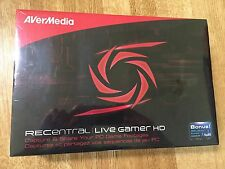 AVerMedia C985 & C985Q Live Gamer HD Video Capture Card