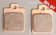 Brake Pads - Malossi Brake Pads (MHR Sintered); Vespa LX150, ET2, ET4