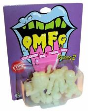 OMFG  GID glow in dark - Series 2  October Toys Figures grimm gourd shirtle USA